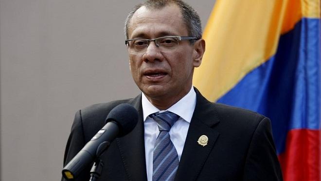 VICEPRESIDENTE DE ECUADOR, JORGE GLASS, VISITA COLOMBIA