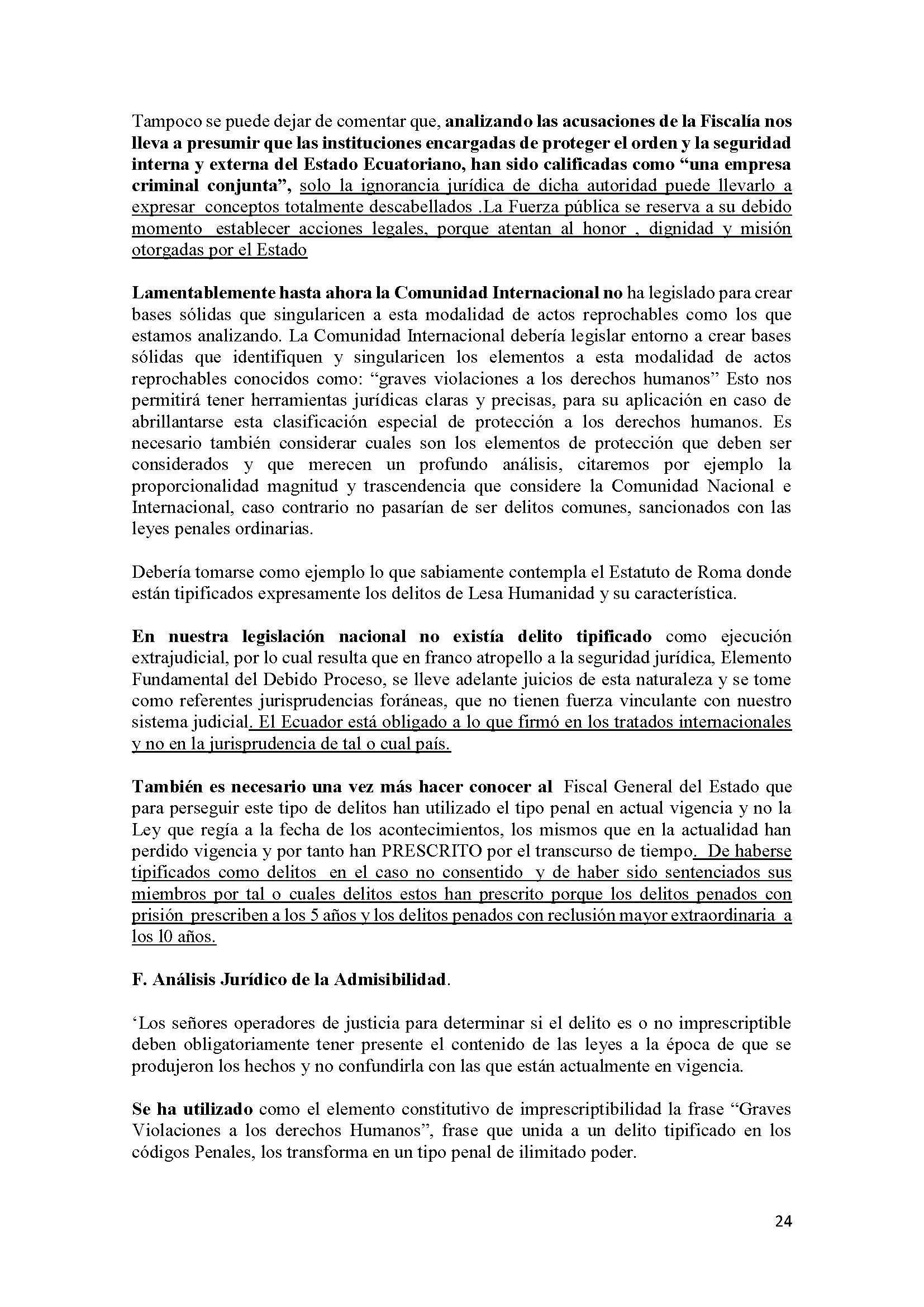 INFORME PARA EL SR. PRESIDENTE DE LA REPUBLICA DEL ECUADOR LIC. LENIN MORENO_Page_24