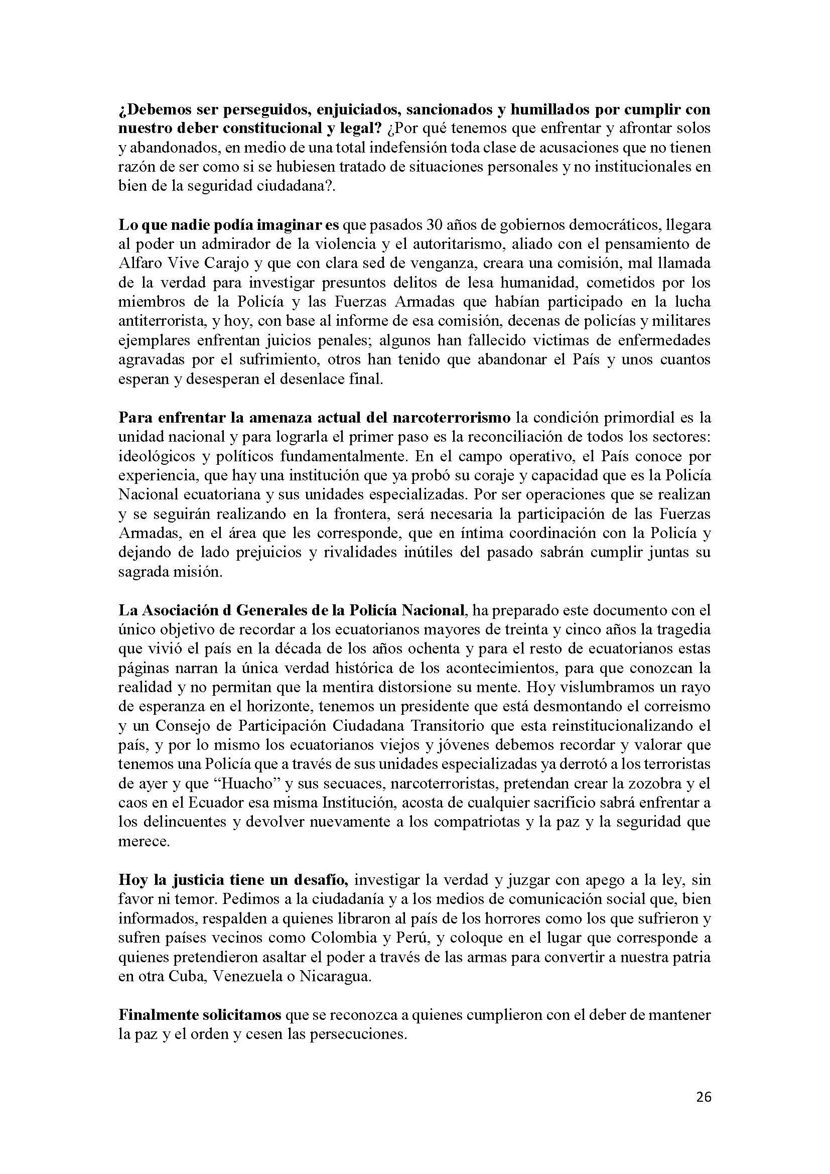 INFORME PARA EL SR. PRESIDENTE DE LA REPUBLICA DEL ECUADOR LIC. LENIN MORENO_Page_26