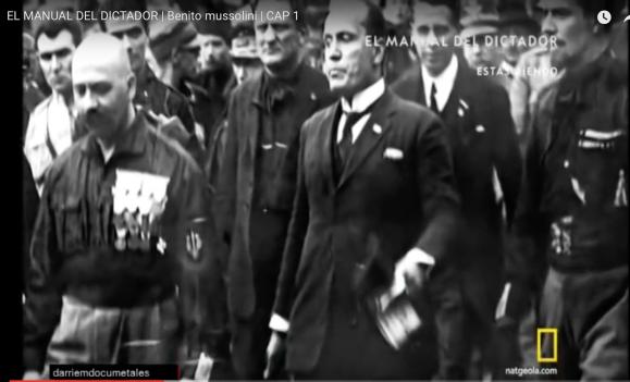 el fascismo: el predecesor de los milenials